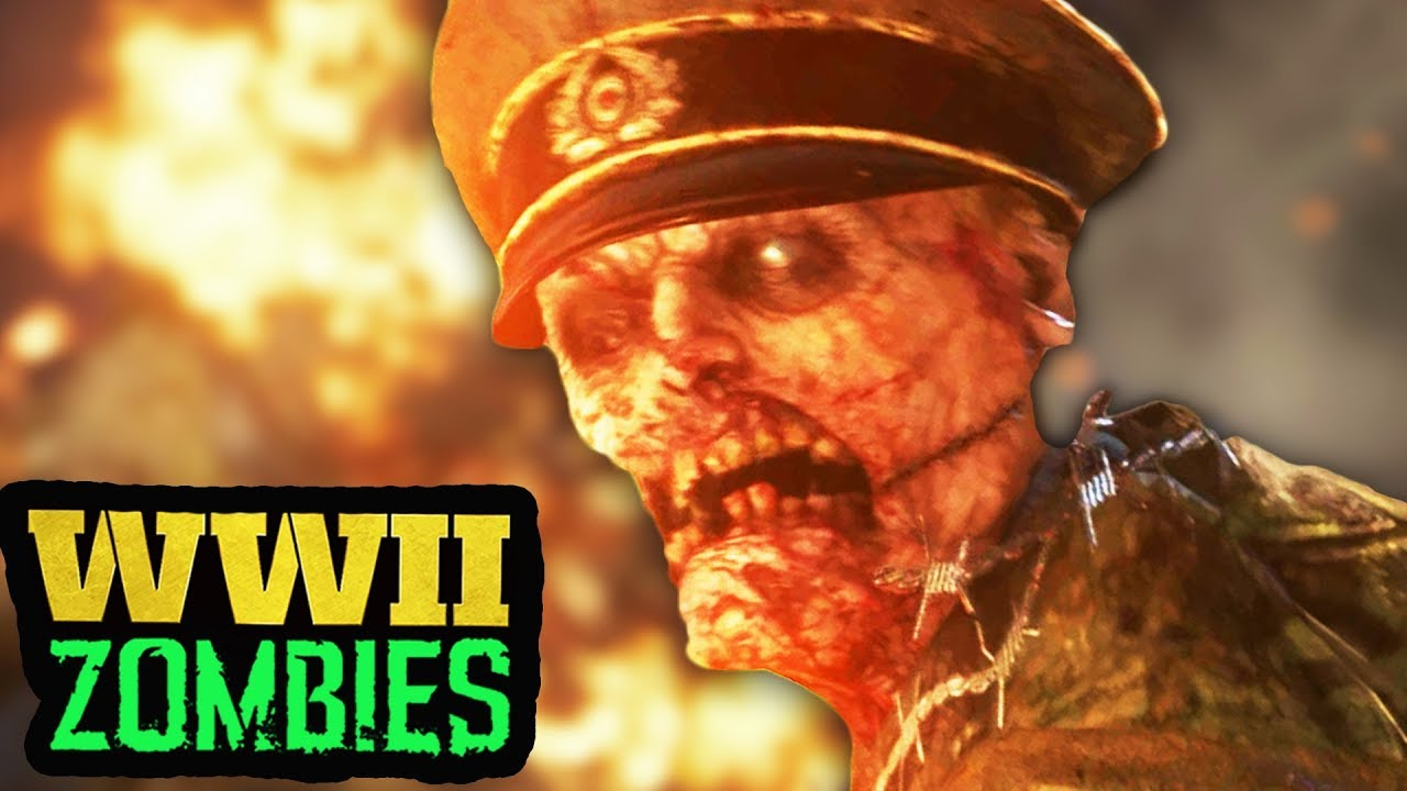 BRAND NEW WW2 ZOMBIES GAMEPLAY INFO: NEW CLASS PERKS, CHARACTER CUSTOMIZATION, AREAS & MORE!