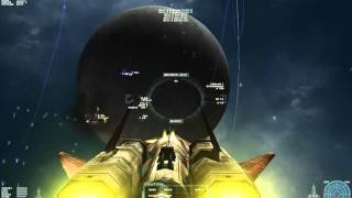 Starshatter Rearmed mod:  Dust clouds and battle fx tweaks demo.