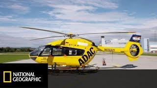 Zobacz jak testuje się helikoptery ratownicze! [Maszyny wagi ciężkiej]