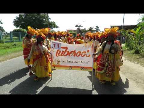 Wandelmars,Suriname 2017