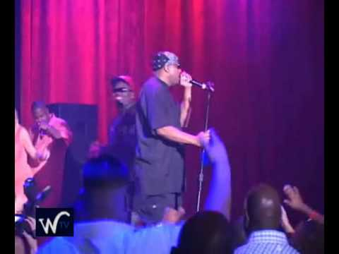 Nate Dogg Performing on His BiRTH DaY