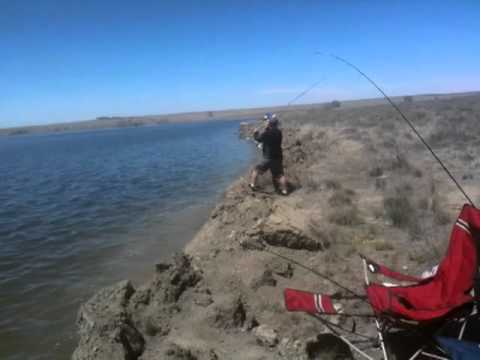 Hmong fishing colorado jackson lake youtube for Jackson lake fishing report