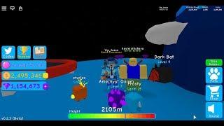 Roblox Bubble Gum Simulator:Grinding W/ Friends