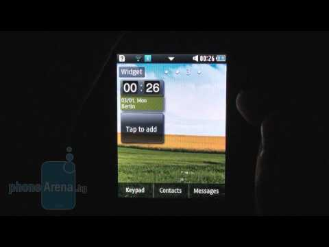 Samsung Corby II ревю