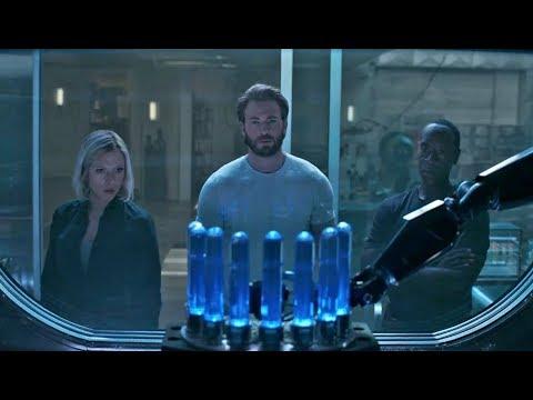 Сцены после титров - Капитан Марвел(2019)