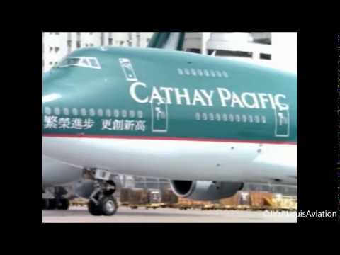 Cathay Pacific 'Kai Tak The Final Approach'