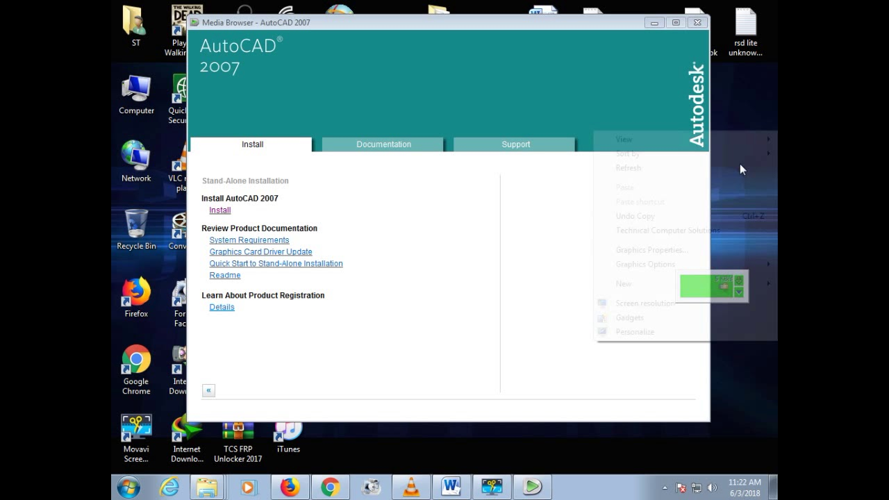 autocad 2007 software free download full version with crack for windows 7
