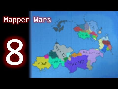 Mapper Wars - Episode 8 - Control the Island-Controller