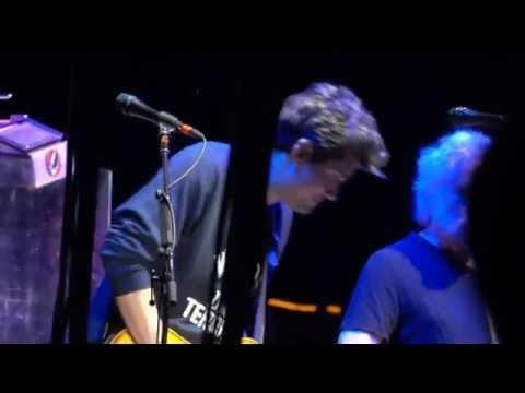 "Grateful Dead & Company with John Mayer ""Knockin On Heavens Door"". Gorge"