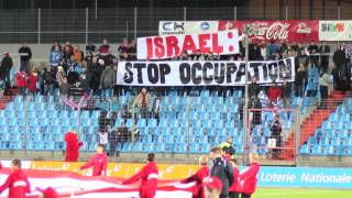 Action against Israel Occupation Football 2012