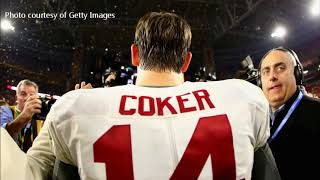 Jake Coker joins Smashmouth Radio to discuss his current going-ons