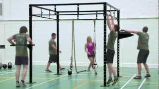 BeaverFit Cube Functional Training Rig