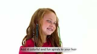 ALEX Toys Twist It Up Hair Accessories 722T