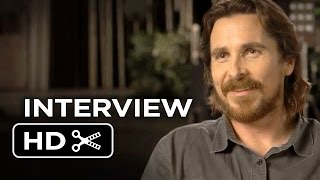 Exodus: Gods and Kings Interview - Christian Bale (2014) - Ridley Scott Movie HD