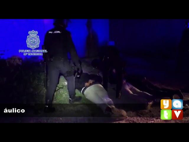📽 Tiroteo en Algeciras y 8 toneladas de droga intervenidas en La Línea