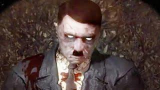 DEFEATING FUHRER ZOMBIE BOSS! Call of Duty Zombies Das Herrenhaus Gameplay Walkthrough Ending