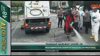 DIY TANGGAP DARURAT COVID-19 - JOGJA TV