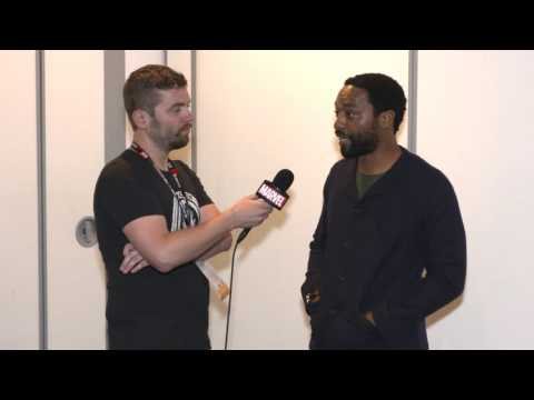 Chiwetel Ejiofor from Marvel's Doctor Strange on Marvel LIVE at San Diego Comic-Con 2016