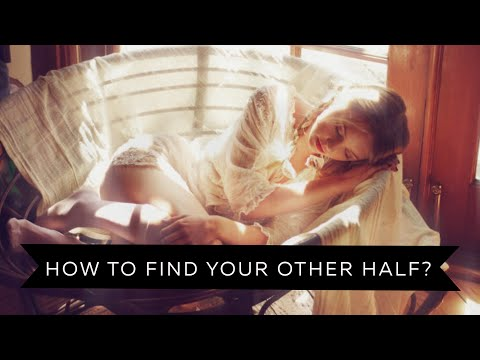 How to Find Your Other Half???