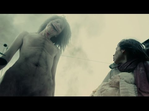 Attack on Titan: Live Action Trailer