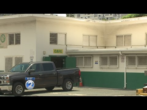 Parents express concern about smell at Ala Wai Elementary School
