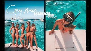 CAYMAN ISLANDS VLOG | WELCOME TO PARADISE | LAUREN CROWE