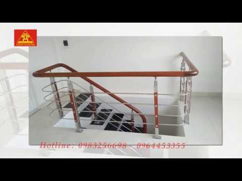 Các đại gia Hà Nội thường làm những loại cầu thang nào | Nội Thất Hà Nội
