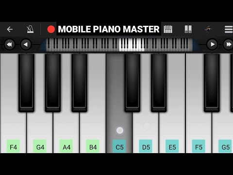 Teri Galliyan Piano |Piano Keyboard|Piano Lessons|Piano Music|learn piano Online|Piano Keyboard