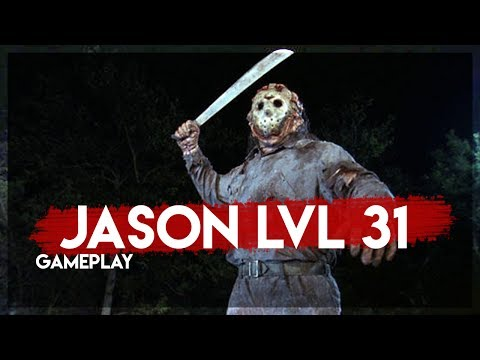 JASON LEVEL 31 ! - Friday The 13 th