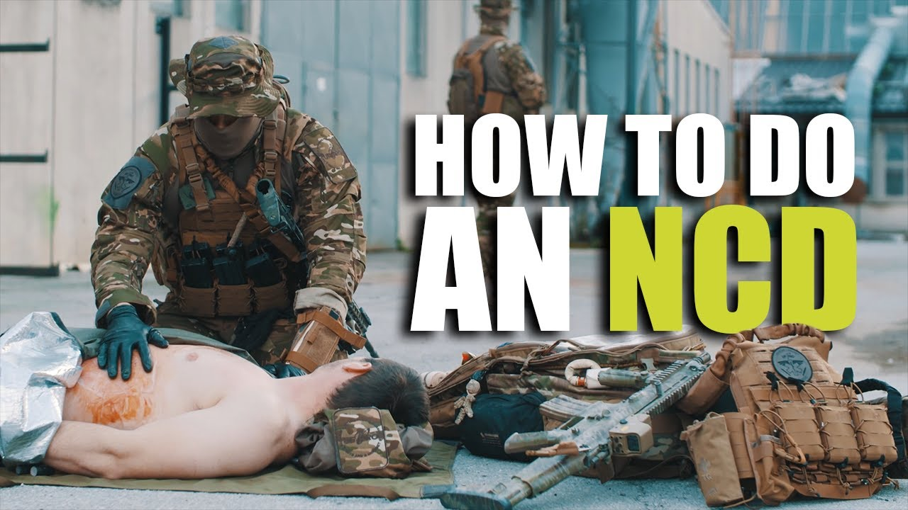 bec2122f89ef73 Combat Medic Essentials │ Part 4: Needle Chest Decompression - YouTube