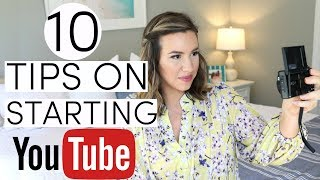 10 Things to Do Before Starting a Youtube Channel 2018 | Tips for YouTube Beginners