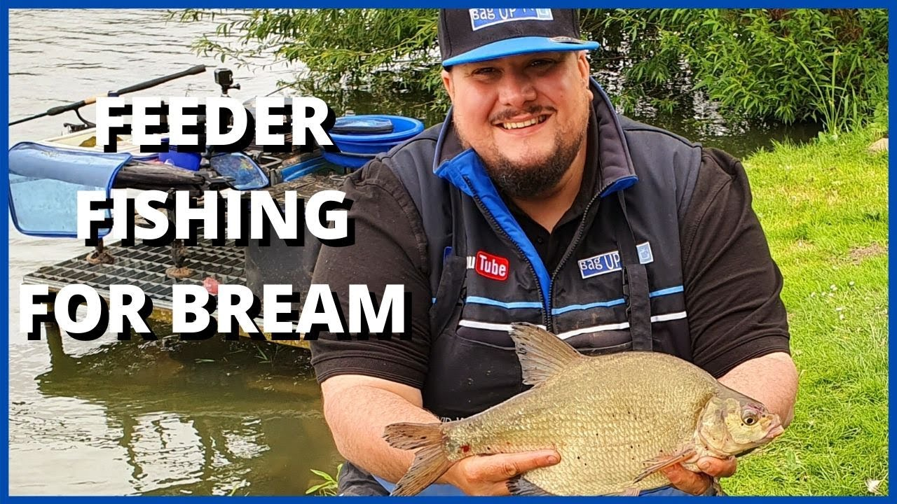 Feeder Fishing For Bream at Sally Walsh's Dam | Fishing Session | BagUpTV