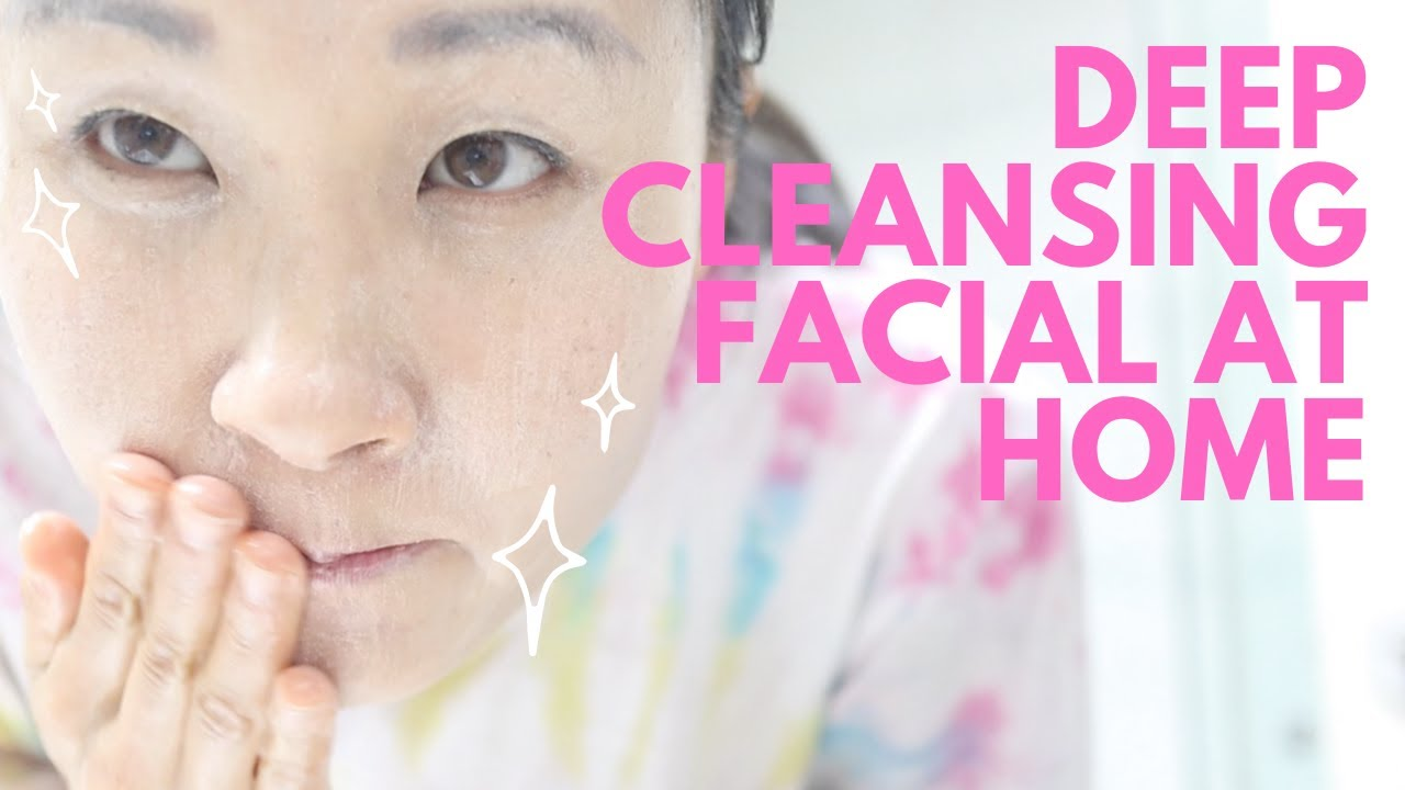 Deep Cleansing Facial at Home ft. Wishtrend (Wish, Try, Love Box)