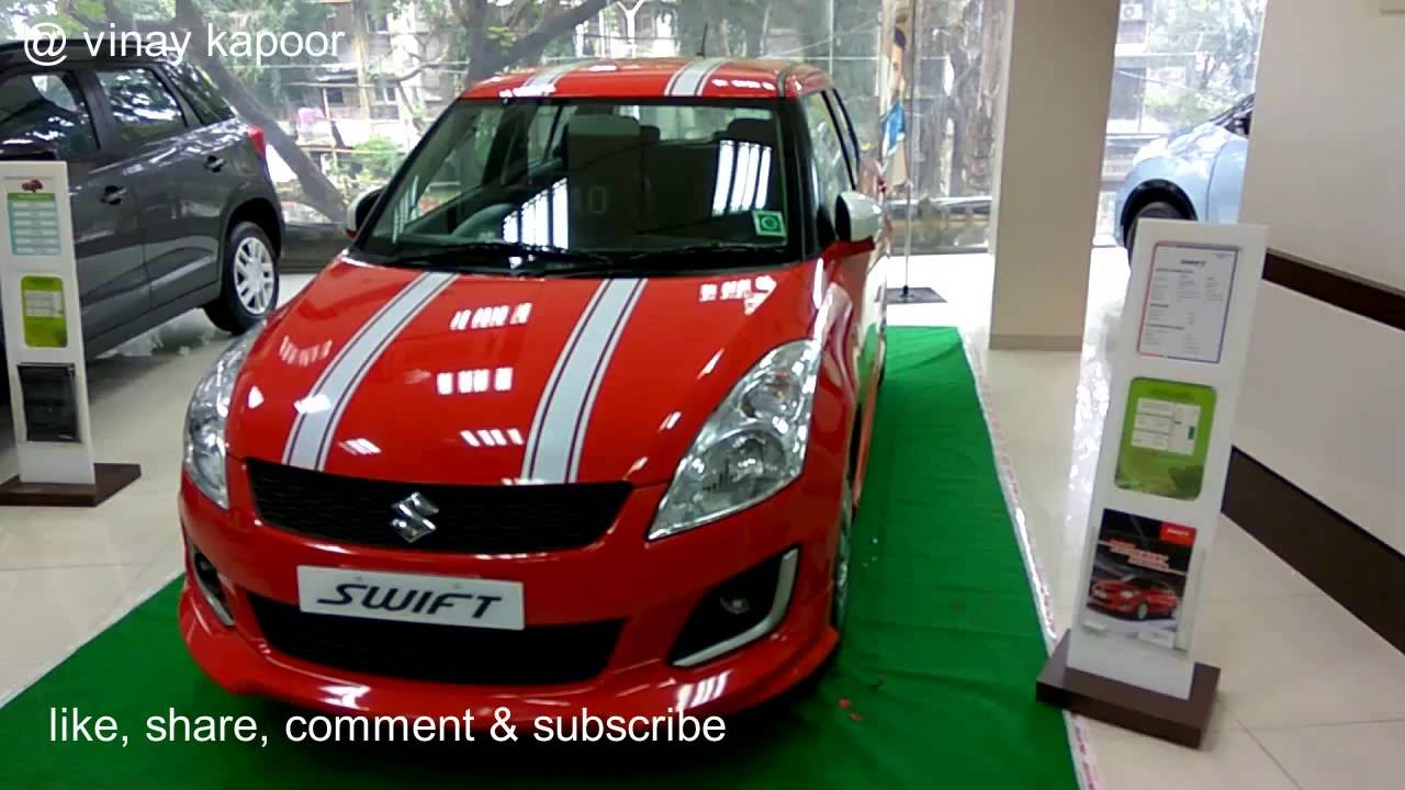 New swift modified deca limited edition kit by vinay kapoor youtube
