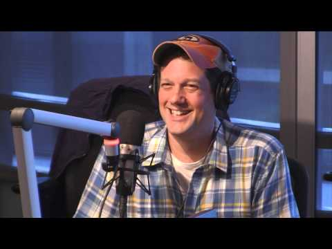 Michael Giacchino interview - Preston & Steve's Daily Rush