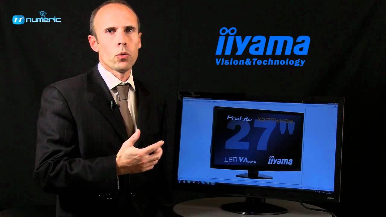 Pour bien choisir son cran pc avec iiyama youtube for Choisir son ecran