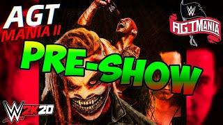 AGT - WWE 2K20 | Ежегодный ПРАЗДНИЧНЫЙ Battle Royal среди чемпионов + AGT Mania Episode Two PRE-SHOW