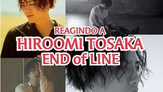 Reagindo a END of LINE - Hiroomi Tosaka.