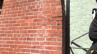 Why Bricks Spall and Mortar Crumbling Deteriorated