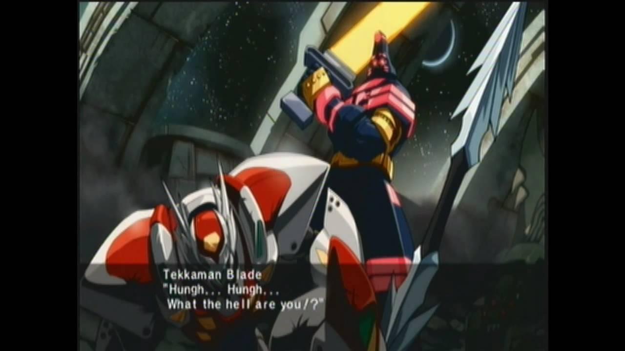 Tatsunoko VS Capcom Arcade Mode Ken The Eagle Tekkaman