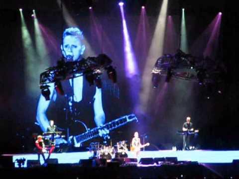 Depeche mode Bratislava 2013