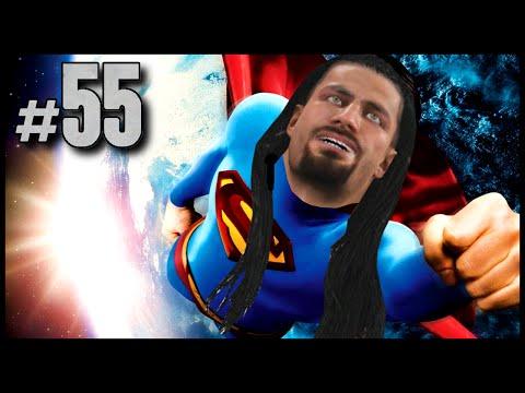 WWE 2K15 | Universe Mode - 'MAN OF STEEL!' | #55