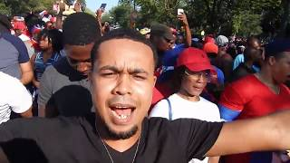 Labor Day Parade 2017 Eastern Parkway Sweet Micky Live 3