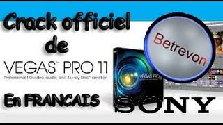 comment cracker sony vegas pro 11   [ 32 bits ]