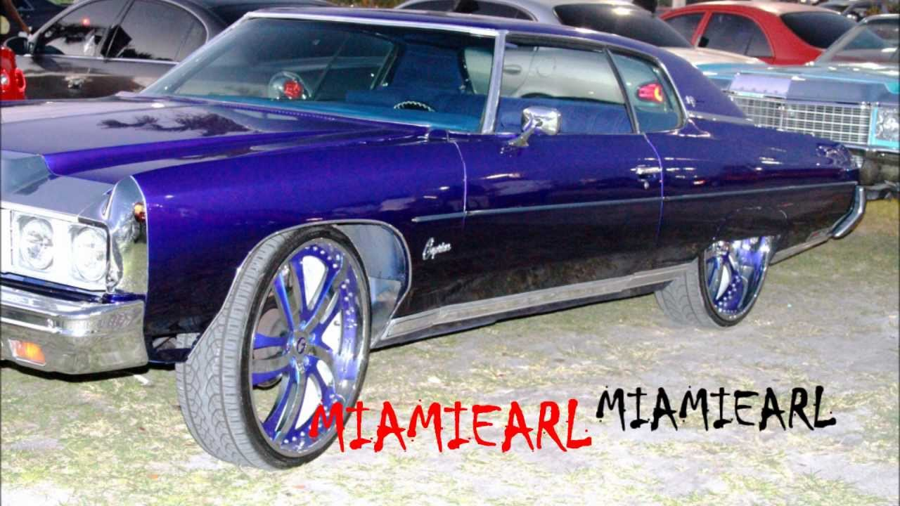 Miami Donks Slidin at the Easter Car show in Lauderdale in ...