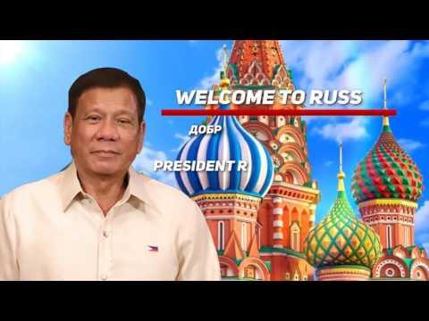 Russia Billboard