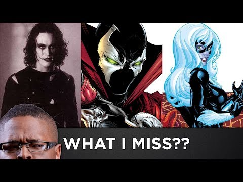 Jamie Foxx Is Officially Playing Spawn! | READUS 101
