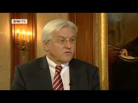 Journal Interview | Frank-Walter Steinmeier, Bundesaußenminister