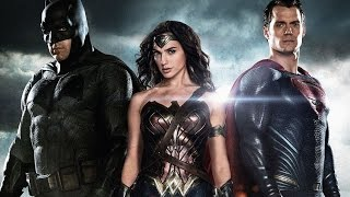 Бэтмен против Супермена: На заре справедливости 2016 - Русский фан-ролик HD