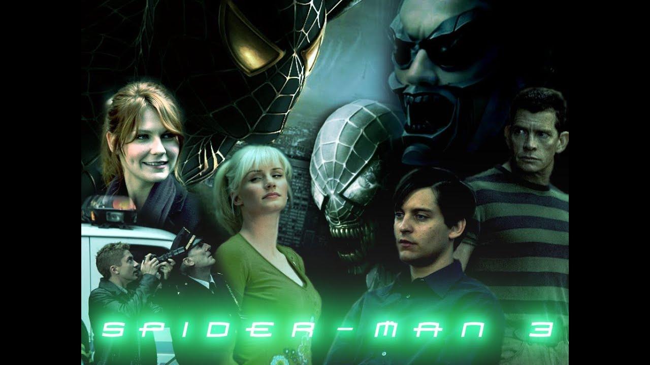 El Hombre-Araña 3...